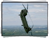 Boeing, CH-47, Chinook, Akrobacje