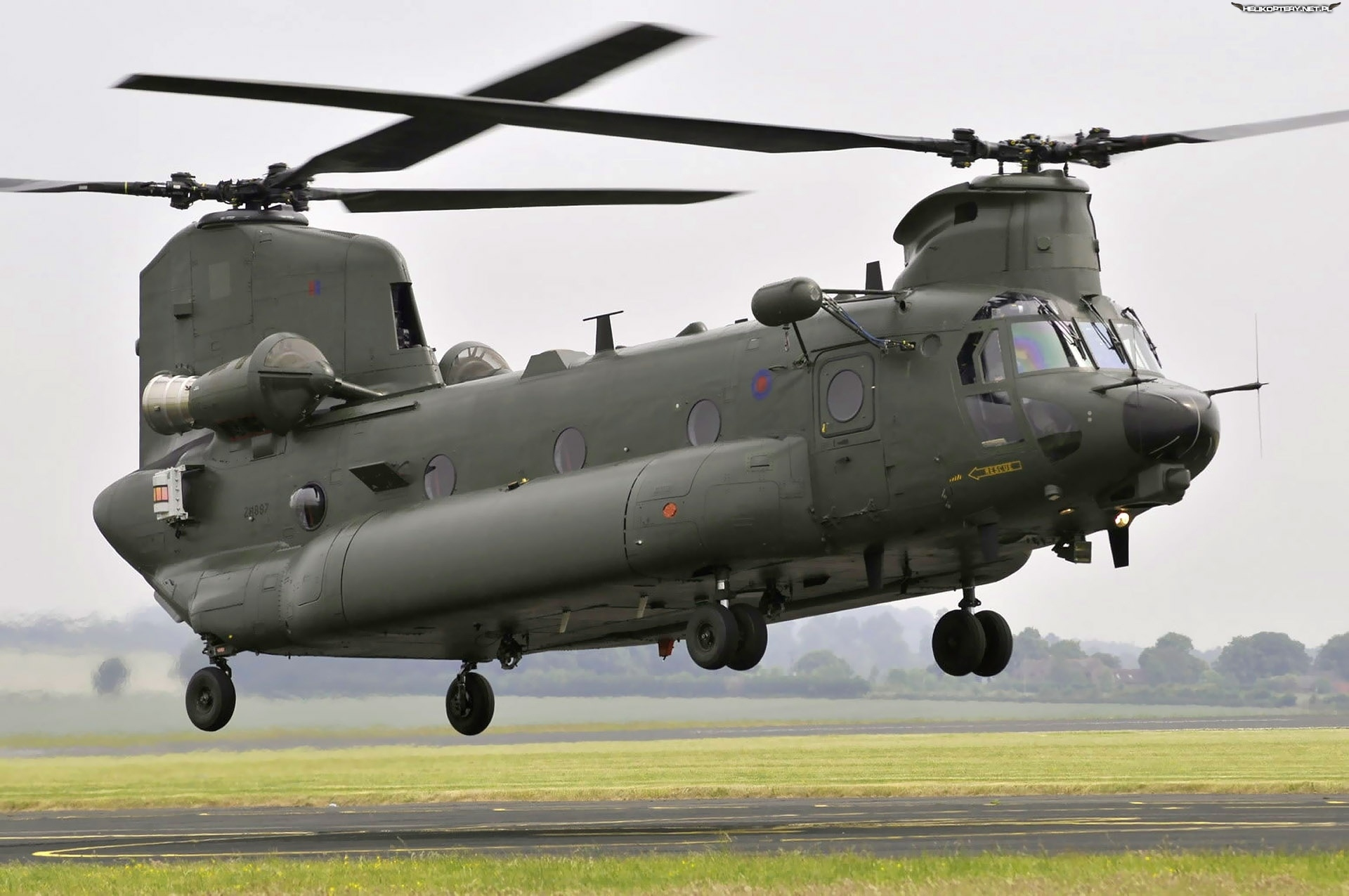 Boeing, CH-47, Chinook